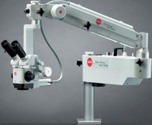 טיפולי שורש עם מיקרוסקופ