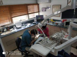 טיפול בחרדה מרופא שיניים